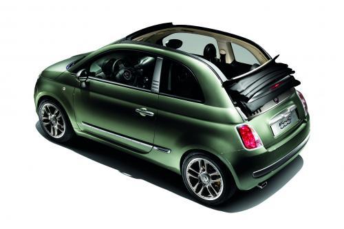 """Fiat 500C by DIESEL"""": играют главной роли в благотворительном аукционе в пользу AmFAR"""
