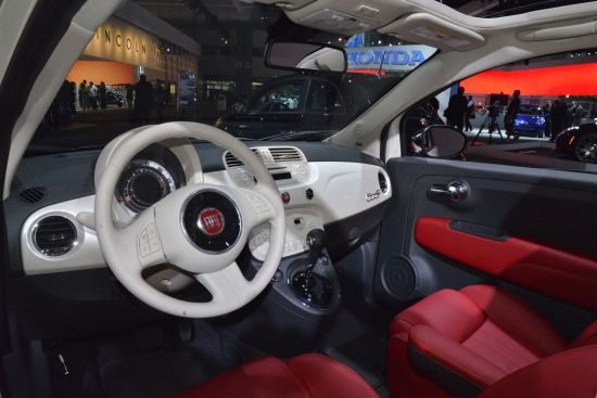 Fiat 500C Los Angeles