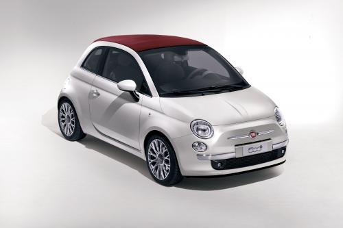 Fiat 500C - мир Preview