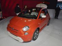 Fiat 500E Los Angeles 2012