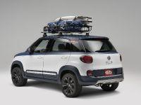 Fiat 500L Vans Concept, 2 of 7