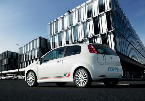 Fiat Grande Punto MY