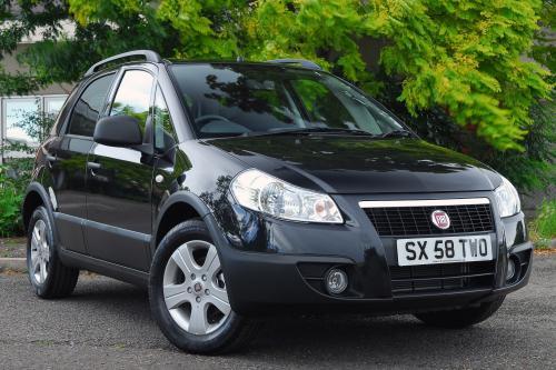 2008 Fiat sedici - 16v