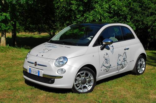 Fiat 500 продается за £200,000!