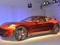 Fisker Atlantic Design Prototype New York 2012