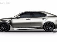 Five Axis Lexus PROJECT LS F SPORT, 2 of 3