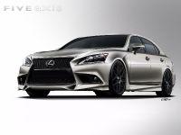 Five Axis Lexus PROJECT LS F SPORT, 3 of 3