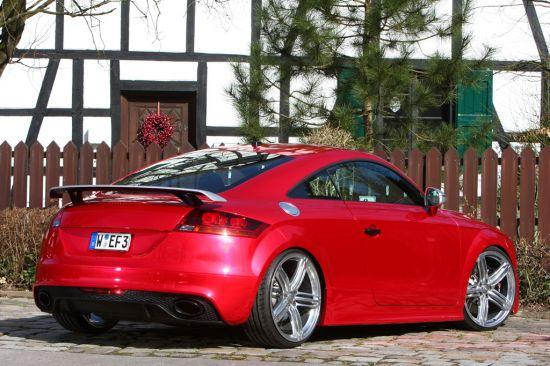 FolienCenter-NRW Audi TT RS