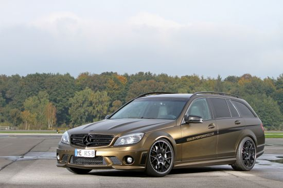 FolienCenter-NRW Mercedes-Benz C63 AMG