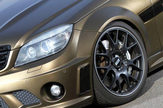 FolienCenter-NRW Mercedes-Benz C63 AMG