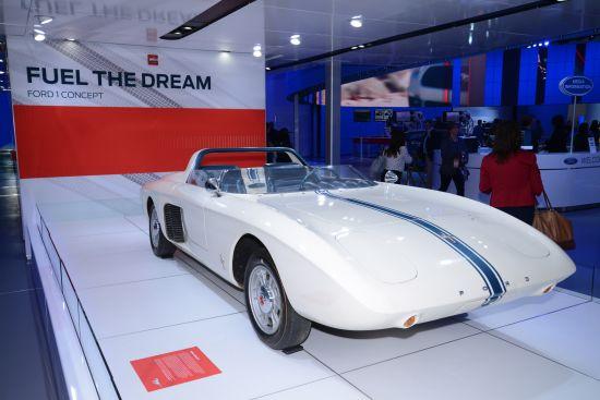 Ford 1 Concept Detroit