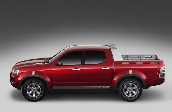 Ford 4 Trac Concept Truck