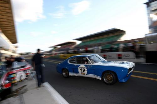 Ford Le Mans Classic 2008 : Выдающаяся Производительность Для Модели T И Капри!