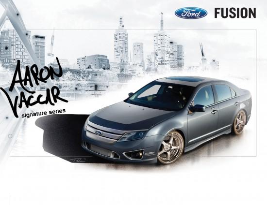 Ford at SEMA