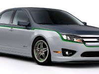 2010 Ford Fusion Hybrid by M&J Enterprises