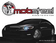 2010 Ford Taurus SHO by Mobsteel