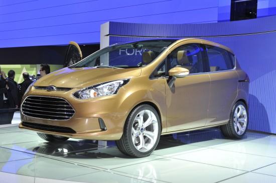 Ford B-MAX Geneva