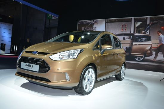 Ford B-MAX Paris