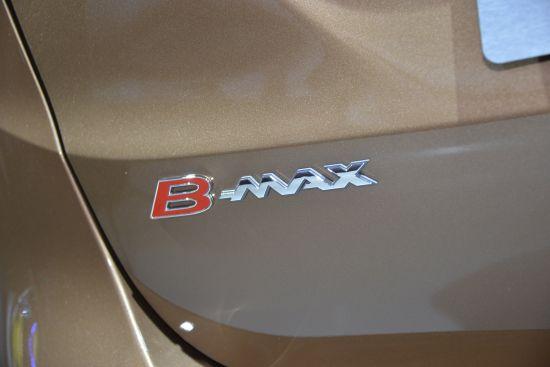 Ford B-MAX Paris