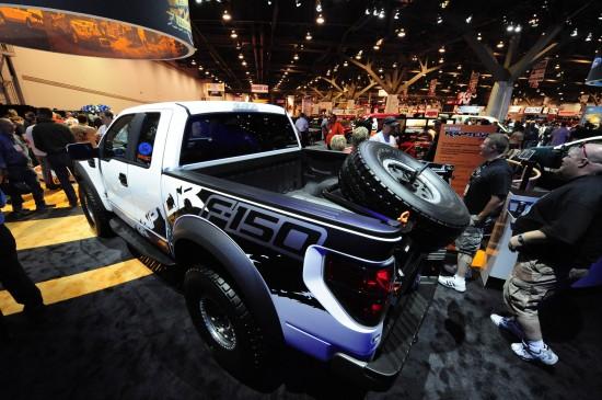 Ford Concept Raptor XT