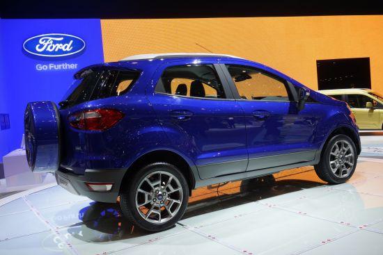 Ford EcoSport Geneva
