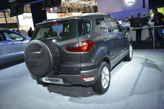 Ford EcoSport Paris