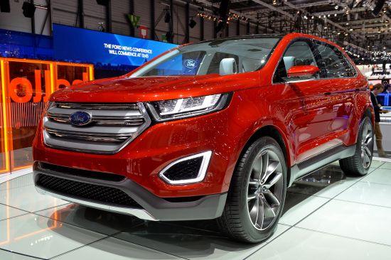 Ford Edge Geneva