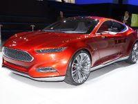 Ford Evos Concept Frankfurt 2011, 2 of 7