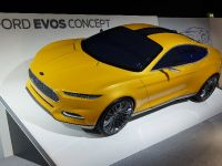 Ford Evos Concept Frankfurt 2011, 6 of 7