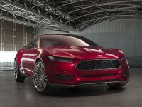thumbnail image of Ford Evos Concept