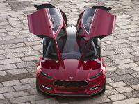 Ford Evos Concept, 4 of 24