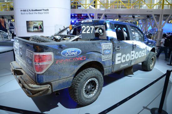 Ford F-150 2.7L EcoBoost Baja Truck Detroit