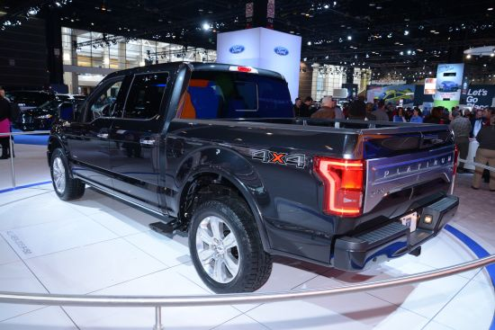 Ford F-150 Chicago