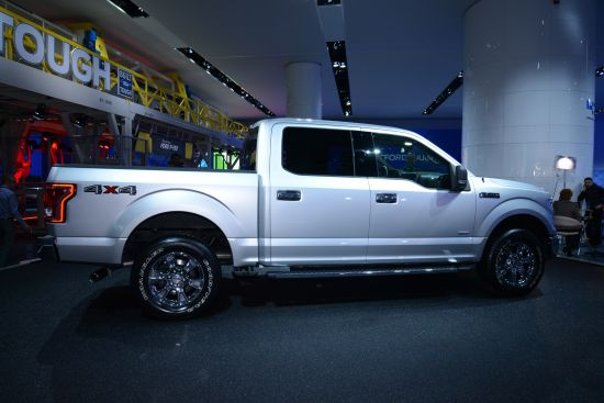 Ford F-150 Detroit