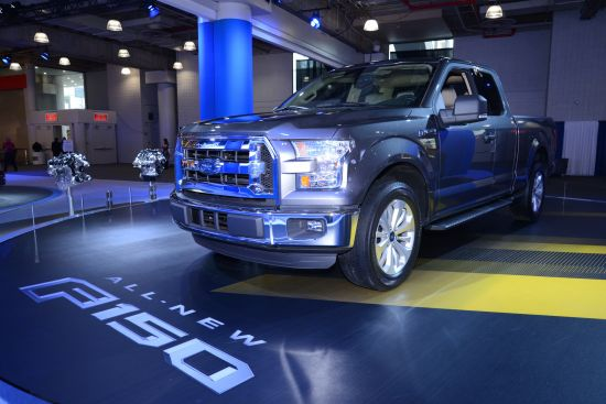 Ford F-150 New York