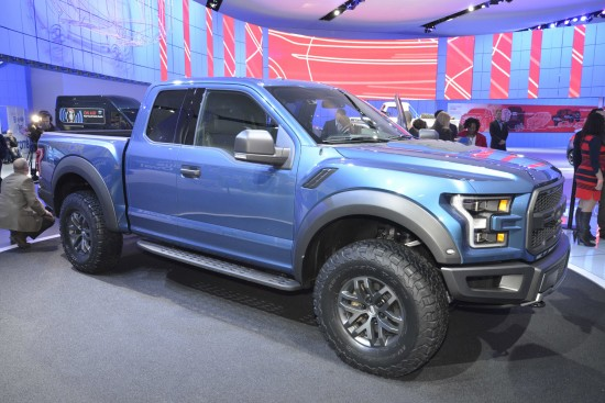ford f 150 raptor detroit 2015 picture 115822. Cars Review. Best American Auto & Cars Review