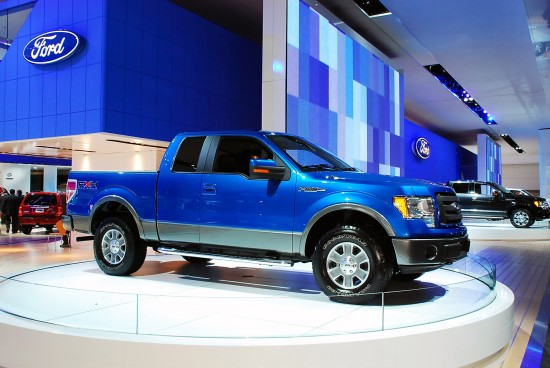 Ford F150 Pick Up Detroit