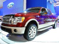 Ford F150 Pick Up King Ranch Detroit 2008