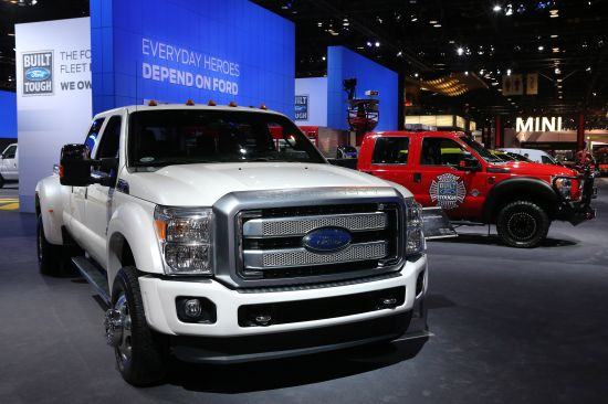Ford F450 Super Duty Truck Chicago
