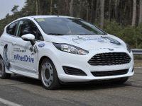 Ford Fiesta-Based eWheelDrive , 2 of 14