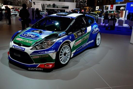 Ford Fiesta Rally Geneva