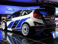 thumbnail image of Ford Fiesta rally Paris 2010