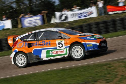 Ford Fiesta Rallycross собирается сделать дебют в США