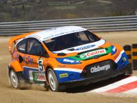 Ford Fiesta Rallycross, 1 of 3