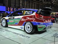 thumbnail image of Ford Fiesta RS WRC Geneva 2011