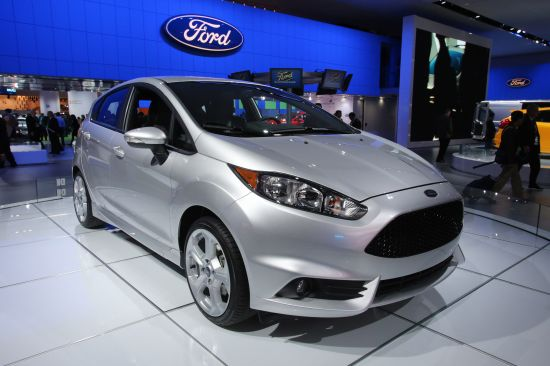 Ford Fiesta ST Detroit