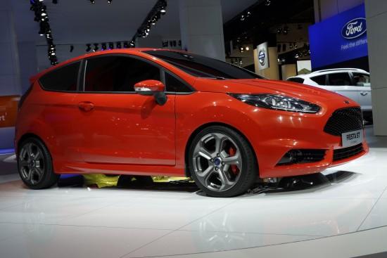 Ford Fiesta ST Frankfurt