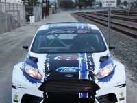 Ford Fiesta ST Global RallyCross Championship Race Car, 1 of 5