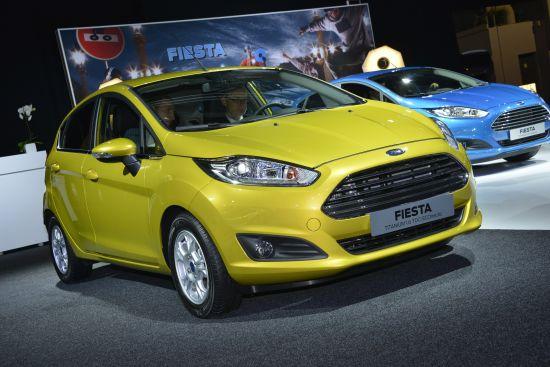 Ford Fiesta Titanium Paris