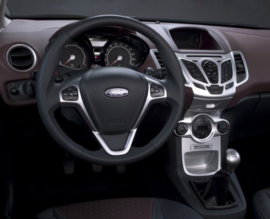 Ford Fiesta 3door